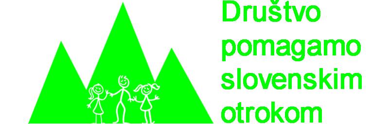 Pomagajmo slovenskim otrokom
